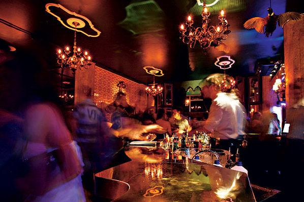 Lions Club bar