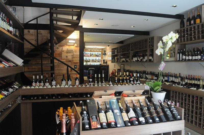 Onde comprar vinhos
