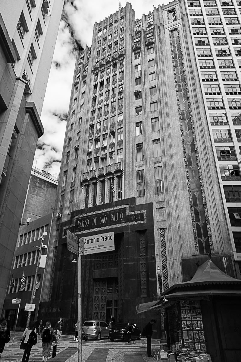 Centro Antigo de São Paulo