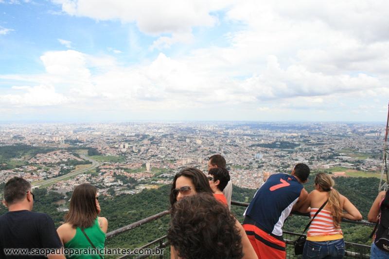 vista do pico do jaragua
